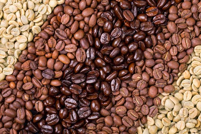 Different types of coffee roasts | Foodal.com