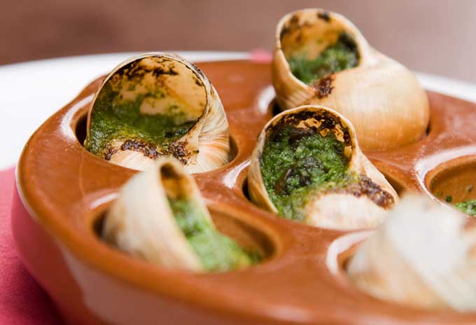 Escargot Serving Dish | Foodal.com