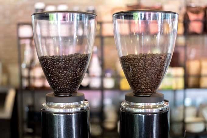 Freshly roasted and ground coffee beans is the top trick to improve flavor in your cup | Foodal.com
