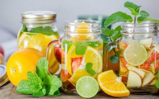 Drink Healthy With Fruit Infused Water | Foodal.com
