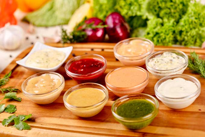 Gourmet Burger Condiments | Foodal.com