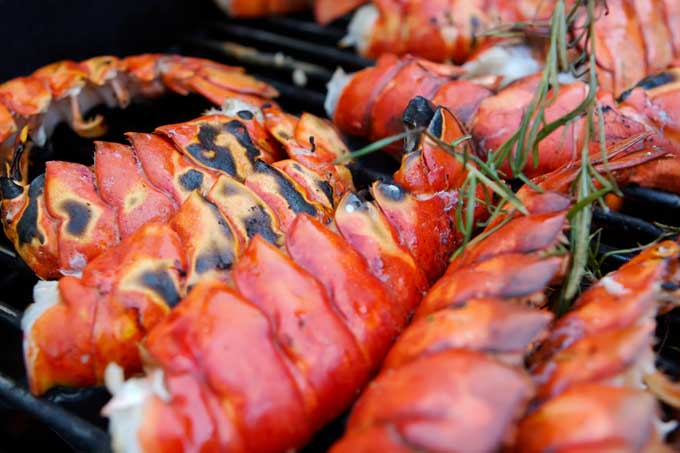 How to Grill Lobsters | Foodal.com