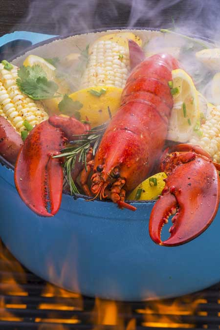 How to Steam Lobster | Foodal.com