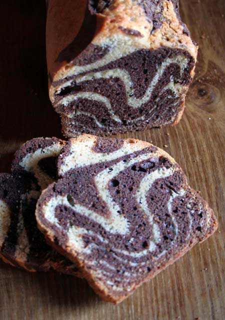 Make a Zebra Cake at home | Foodal.com