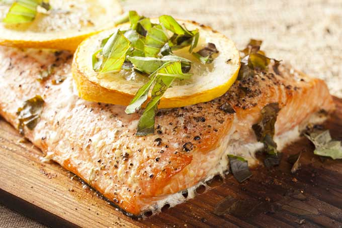 Planked Grilled Salmon Recipe | Foodal.com