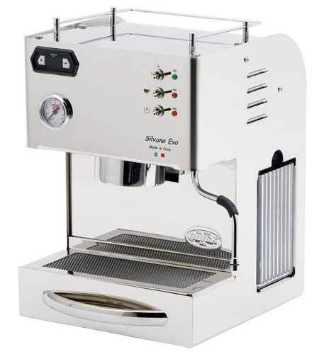 Quick Mill Silvano Espresso Cappuccino Coffee Machine Review   Foodal.com