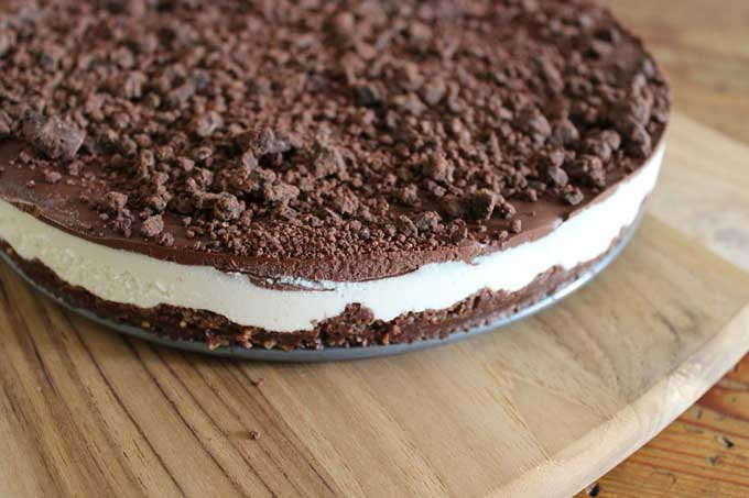 Recipe for Dairy Free Chocolate Cheesecake | Foodal.com