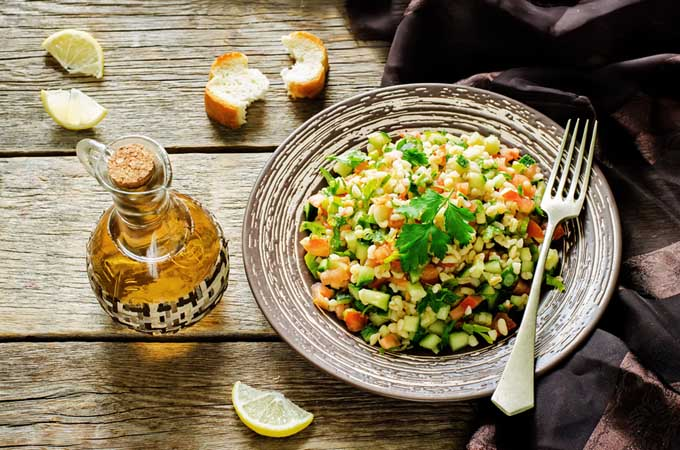 Recipe for Tabbouleh Salad | Foodal.com