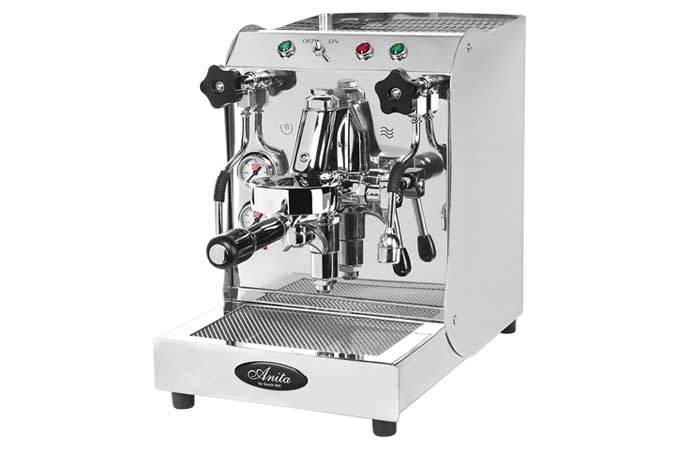 Review of the Quickmill Anita Espresso Machine | Foodal.com
