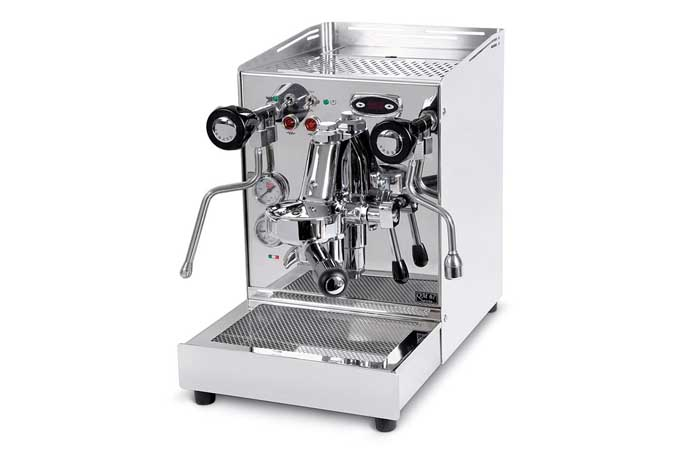 Review of the Quick Mill QM67 Double Boiler Espresso Machine | Foodal.com