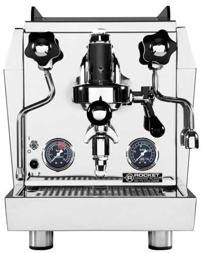 Rocket Giotto Evoluzione V2 (HX) Espresso Machine Review | Foodal.com