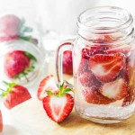 Strawberry Infused Water Recipe | Foodal.com