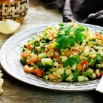 Tabbouleh Salad Recipe | Foodal.com