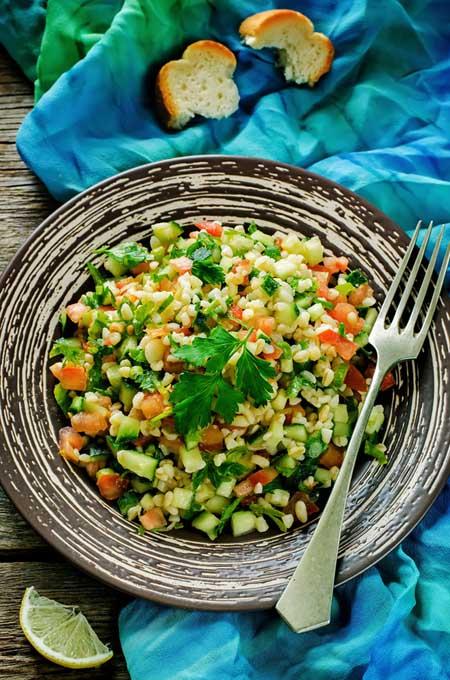 Tabbouleh Salad | Foodal.com