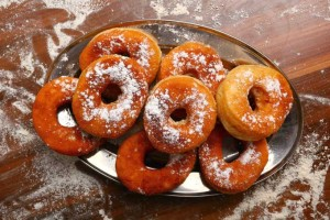 The Best Homemade Donut Recipe