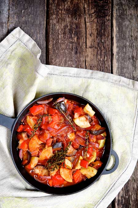 The Best Homemade Ratatouille Recipe | Foodal.com