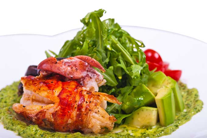 The Best Lobster Salad | Foodal.com