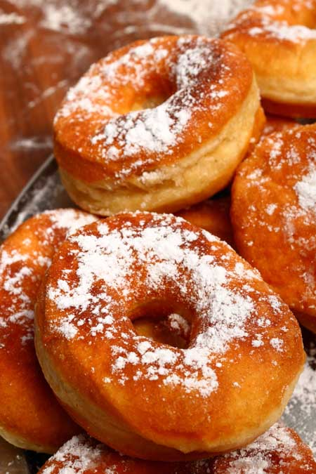 The Best Recipe For Homemade Donuts | Foodal.com