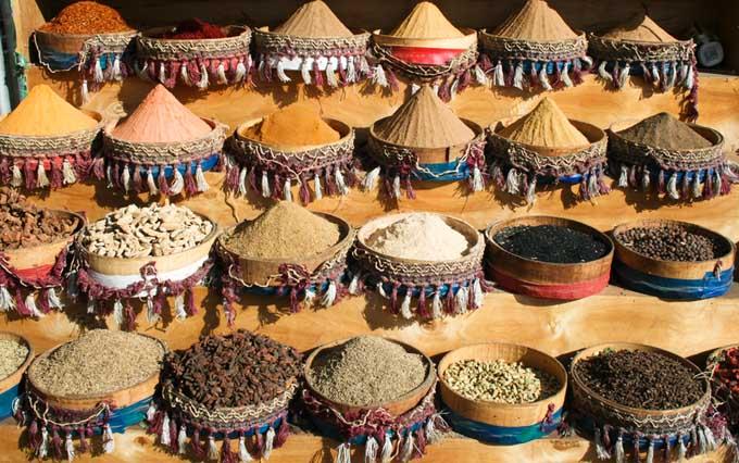 The Moroccan Spice Bazaar | Foodal.com