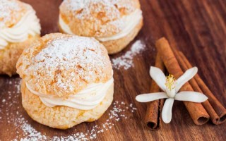 The Perfect Party Treat – Heavenly Cream Puffs