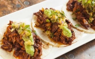 Vegetarian al Pastor Style Tacos (Carnivore Version Also Included)