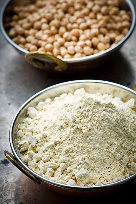 Baking with gluten free chickpea-garbanzo bean flour | Foodal.com