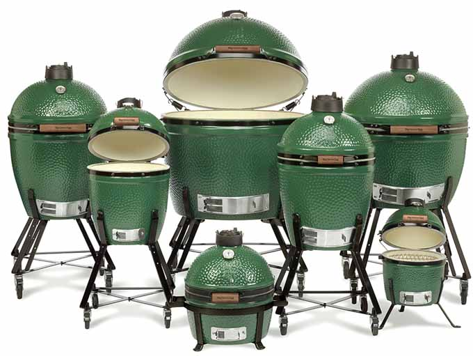 Big Green Eggs - Various Sizes | Foodal.com