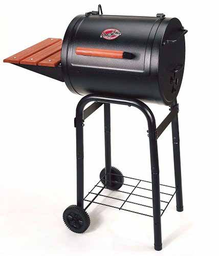 Char Griller 1515 Patio Pro Charcoal Grill