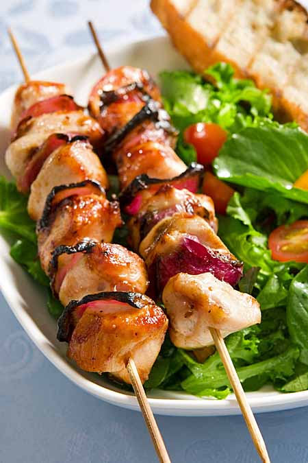 Chicken Kebabs: Health Grilling | Foodal.com