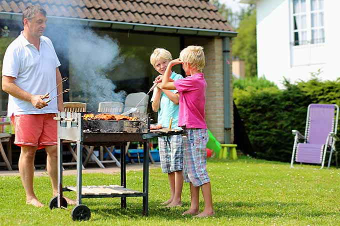 Choosing A Top Rated Charcoal Barbecue Grill For The Back Yard Foodal