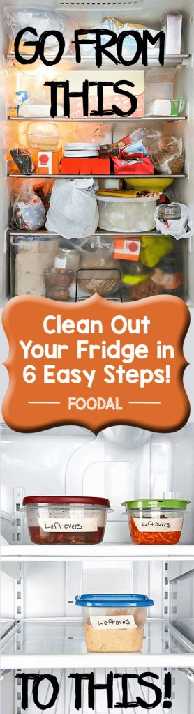 Do you have a refrigerator or freezer that's completely out of hand? Trying to figure out how to get rid of that old and outdated food and keep everything organized? These tips will help you out. https://foodal.com/knowledge/cleaning/6-easy-steps-to-reorganizing-your-fridge-and-freezer