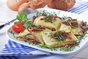 German Swabian Maultaschen Ravioli: An Undiscovered Delicacy