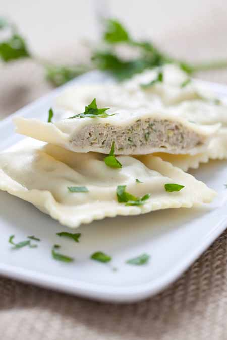 German Swabian Maultaschen Ravioli Recipe | Foodal.com