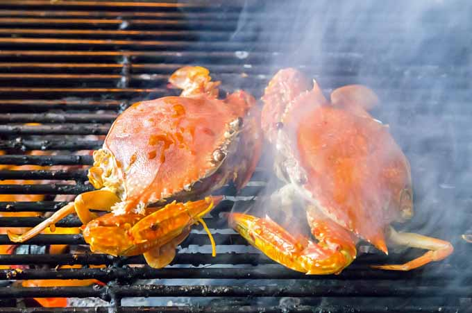 How to Grill Crabs | Foodal.com
