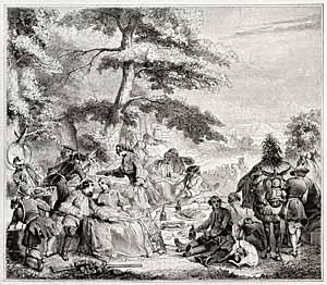 Historical Picnics   Foodal.com