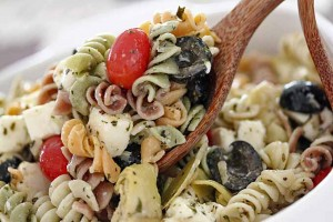 5 Steps for a Perfect Pasta Salad