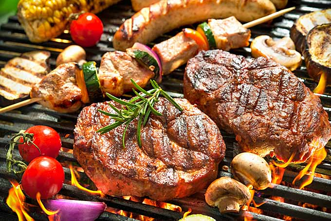 10 Tips To Make Your Grilling Amp Barbecue Healthier Foodal
