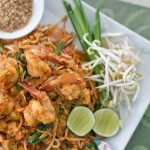 Pad Thai with Prawns and Chicken Recipe | Foodal.com