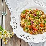 Pecan Lentil Salad Recipe