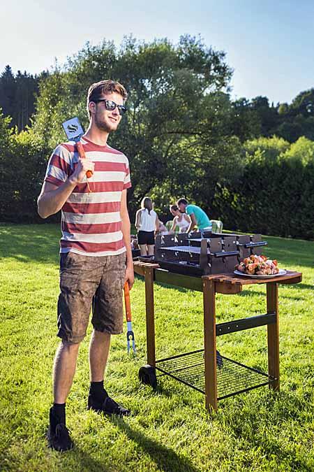 cool grill bbq