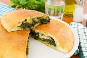 Quick and Easy Spinach Calzones