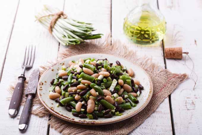 Recipe for Three Bean Salad | Foodal.com