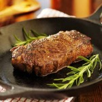 Recipe for Cast Iron New York Strip Steak | Foodal.com