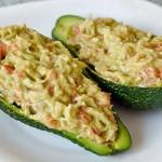 Recipe for Crab and Mango Stuffed Avocado Halves | Foodal.com