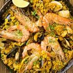 Seafood Paella Recipe | Foodal.com