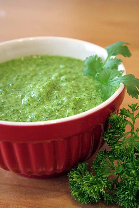 Spanish Mojo Verde Recipe | Foodal.com