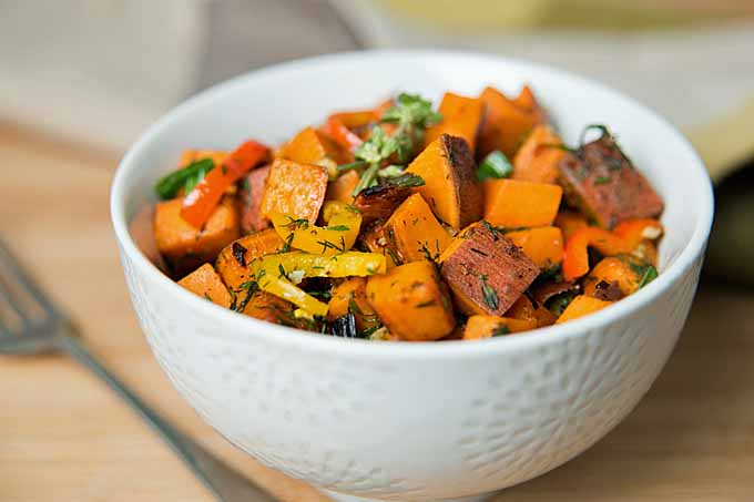 Sweet Potato Hash Recipe | Foodal.com