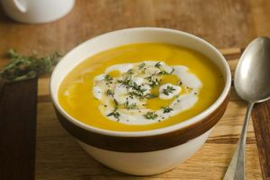 A Healthy Low-Fat Mulligatawny Soup