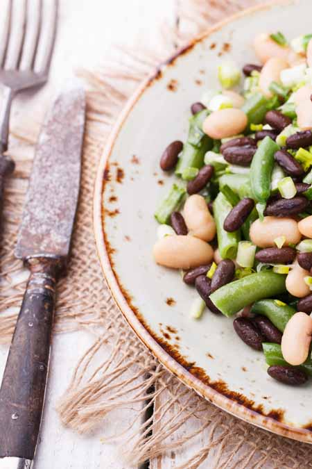 Three Bean Salad Recipe | Foodal.com