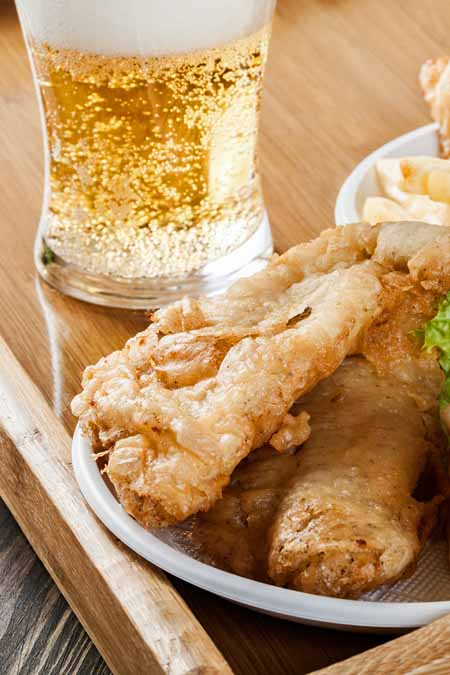 Traditional Fish and Chips Recipe | Foodal.com